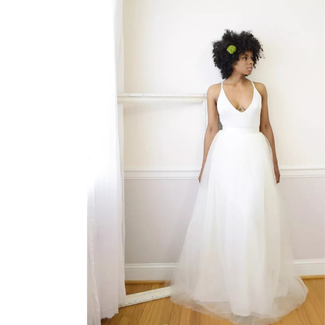 aOc6AT dVU - 21 романтическое платье для невесты в 2021 свадебном сезоне