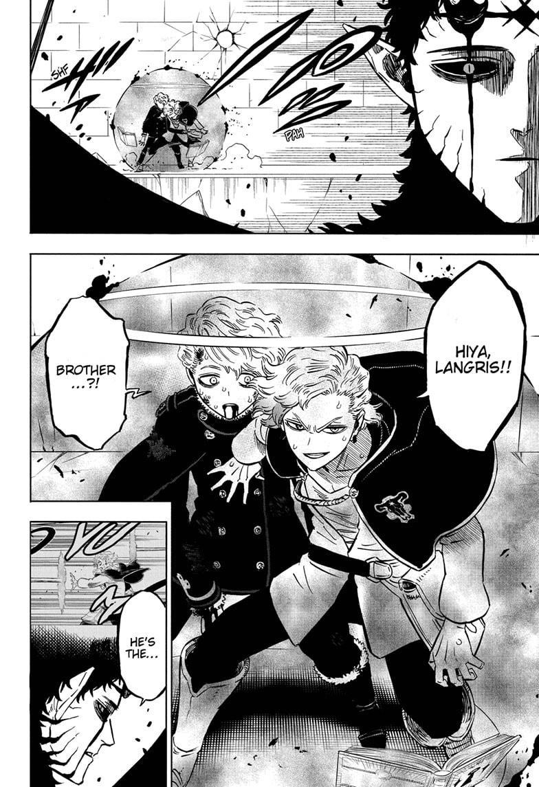 Black Clover Chapter 307, image №11