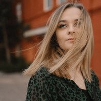 Фото профиля Кристины Вязниковой
