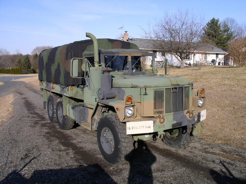AM General M35A3