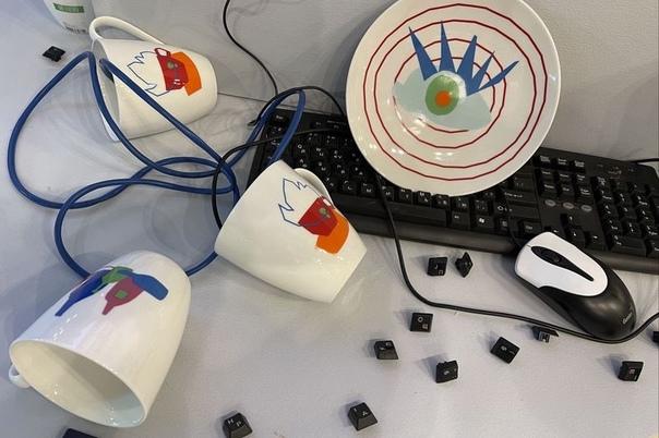 Искусственный интеллект впервые создал дизайн фарф...