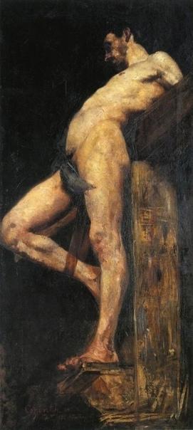 Мрачный мир Ловиса Коринта Ловис Коринт не стремился эпатировать публику, но его творчество всегда вызывало неоднозначную реакцию. Он не знал жалости к своим персонажам, живописуя их чересчур
