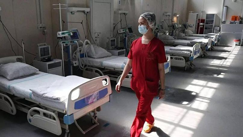 В Подмосковье развернут дополнительные койки для лечения COVID-19