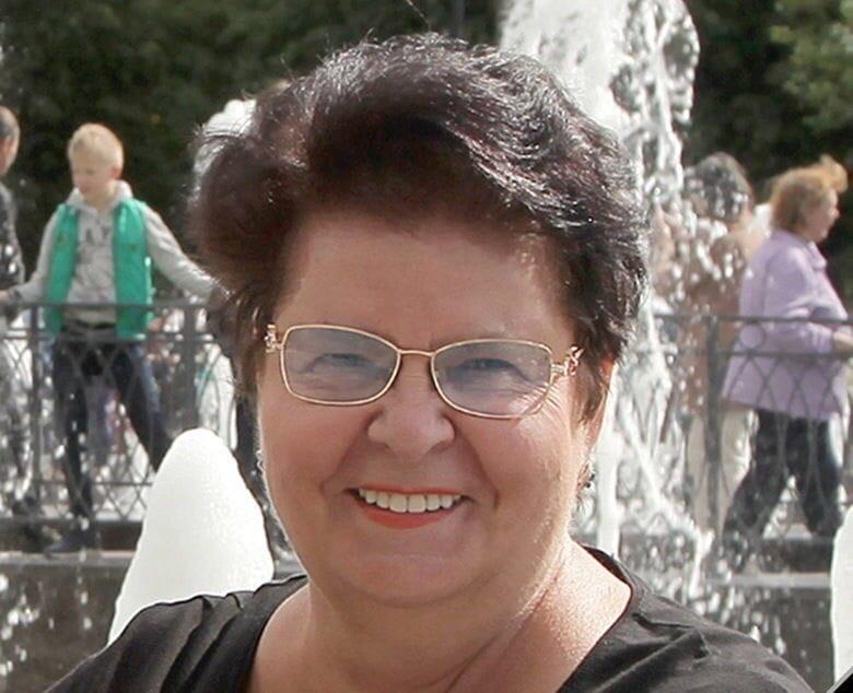 В Петербурге умерла гендиректор Калининского садово-паркового хозяйства Жанна Хаина
