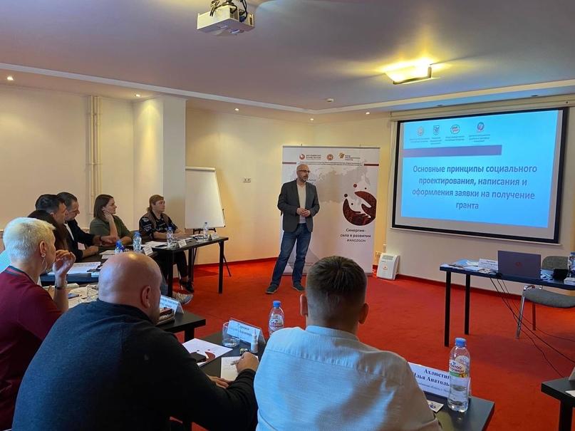 Опыт Ресурсного центра поддержки НКО представили представителям 7 регионов России, изображение №2