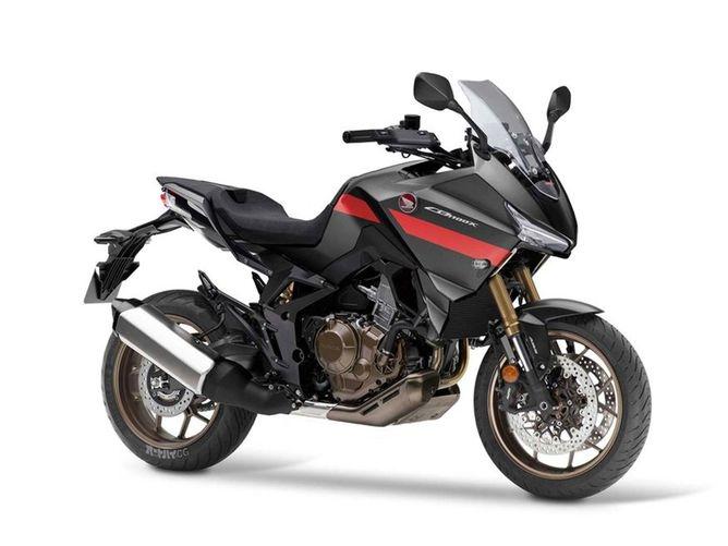 Регистрация торговой марки Honda NT1100 подразумевает новый спорттур
