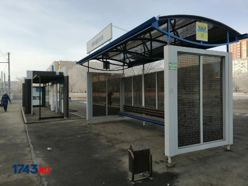 В Оренбурге обновят 17 остановок общественного транспорта