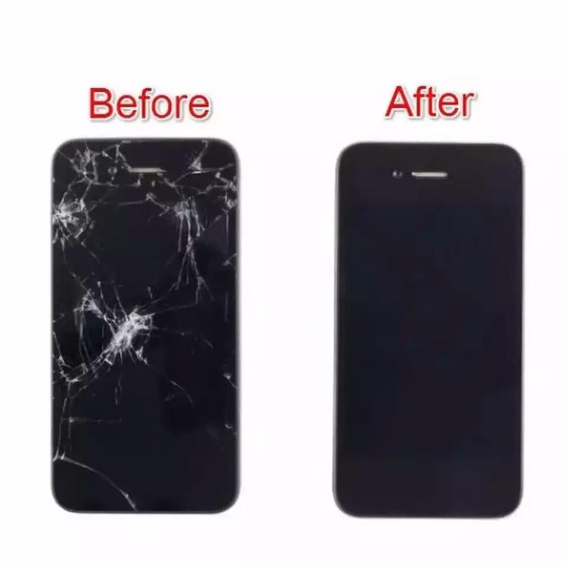 Клей полимер для ремонта лобового стекла автомобиля телефона трещины сколы