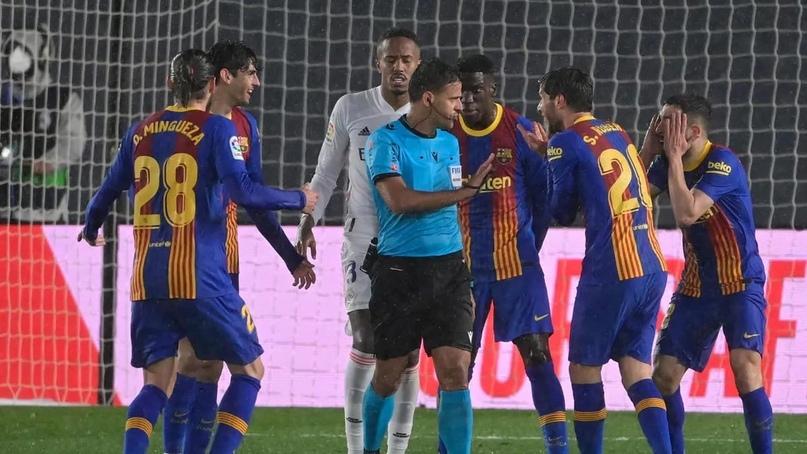 Луи ван Гал раскритиковал игру «Реала» и заявил, что «Барса» была лучше в Класико