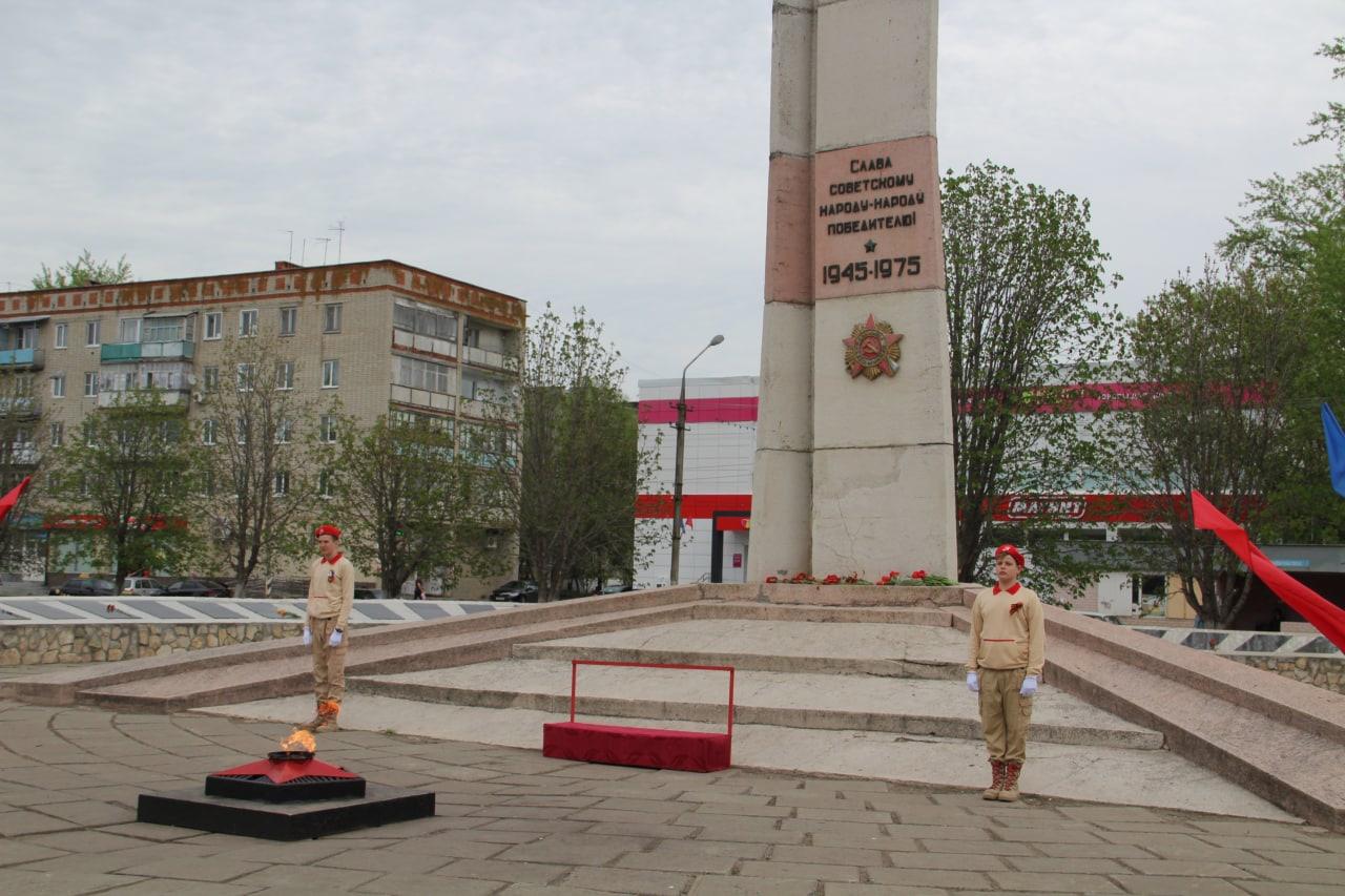 В Петровске празднуют День Победы