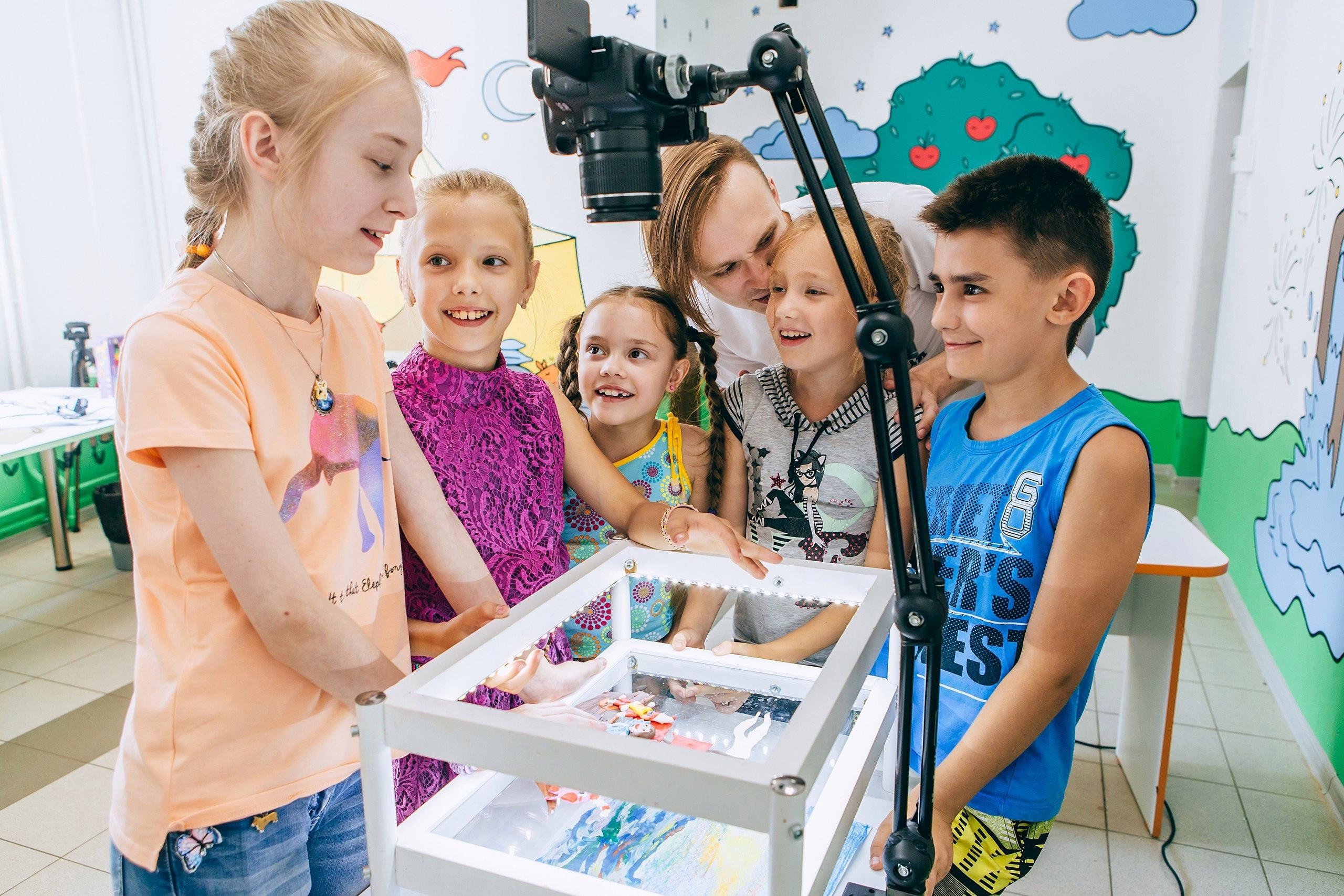 Детская мультстудия откроется при Троицком храме в