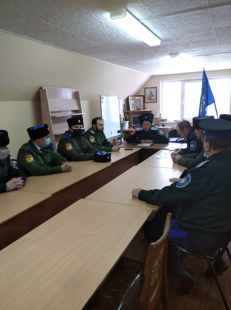 В станице «Верхне-Уфалейской ОКВ» прошел отчётно-выборный круг., изображение №3