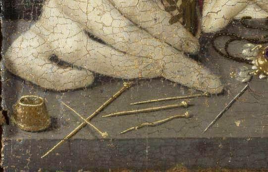Непростая история иглы для вышивки (и шитья)., изображение №19