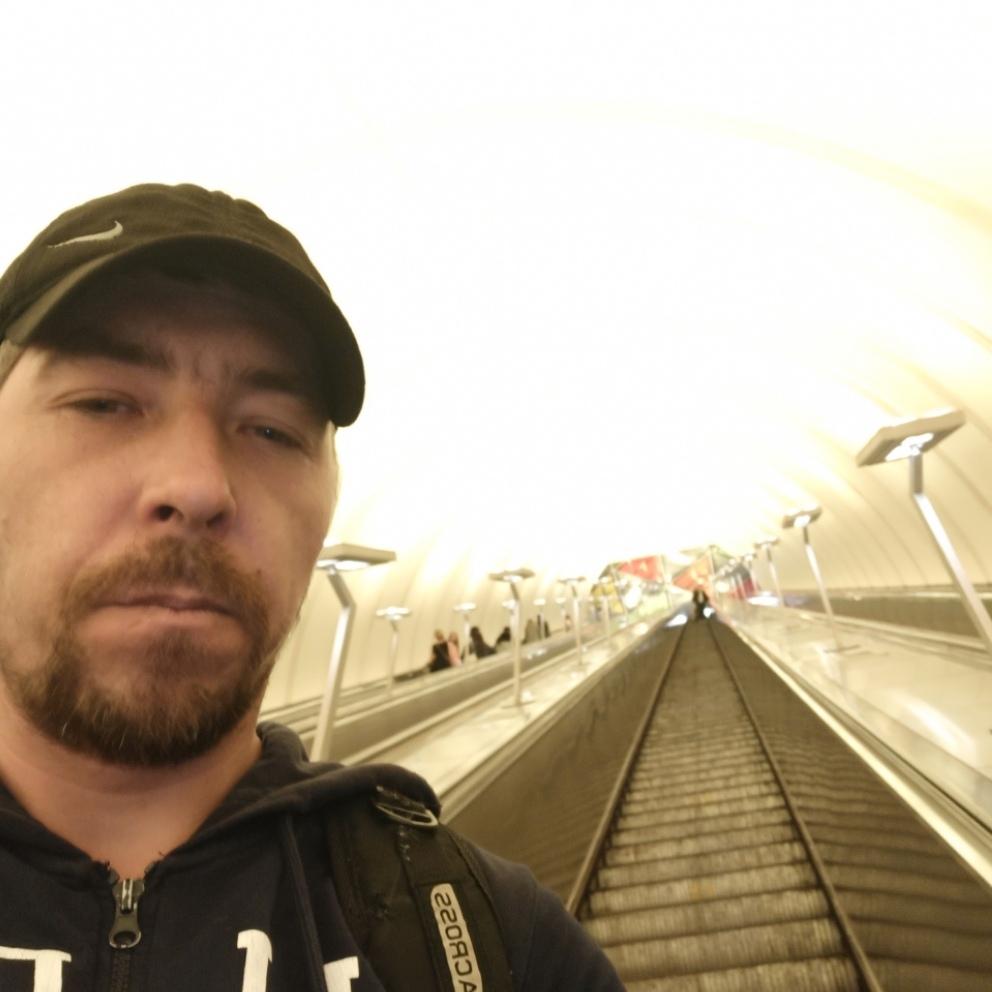 Джон, 37, Zaokskiy
