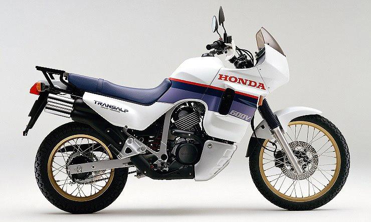 Компания Honda зарегистрировала торговый знак Transalp