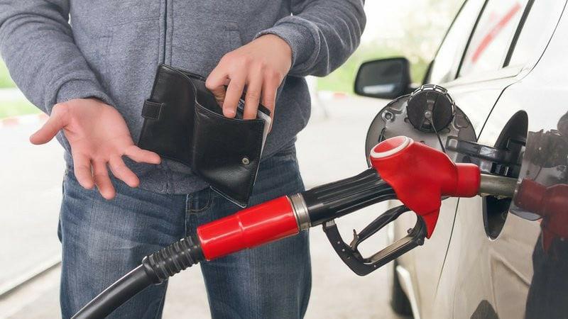 С13мая снова дорожает автомобильное топливо
