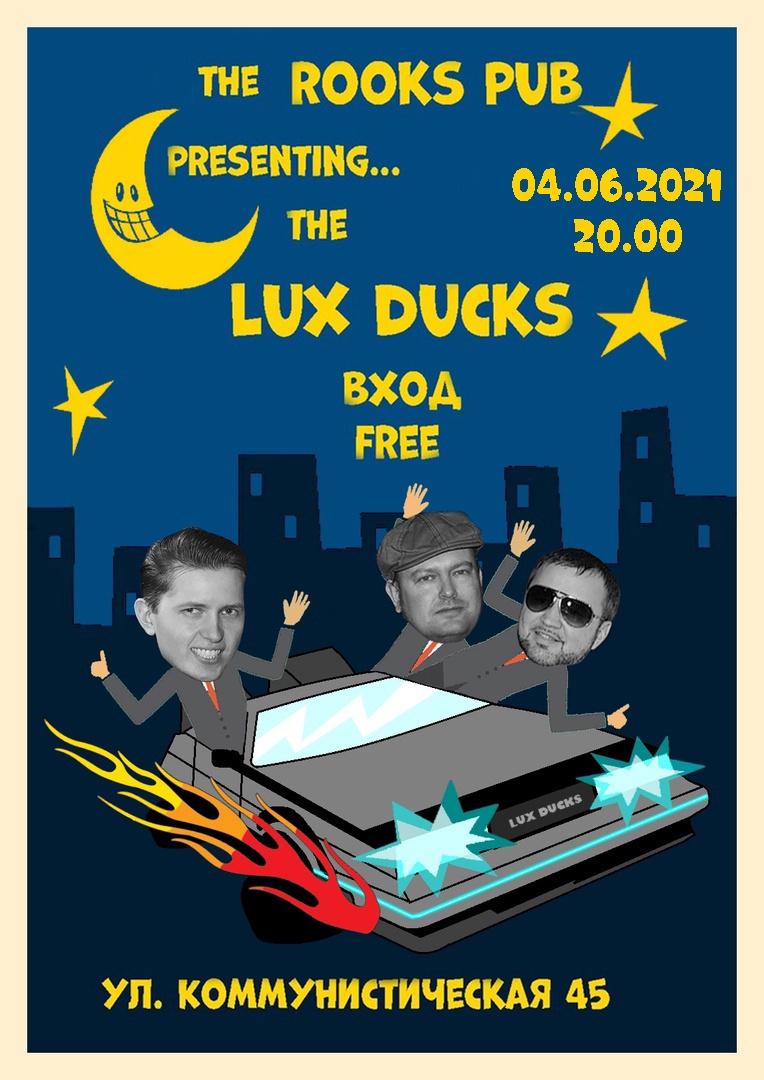 04.06 The Lux Ducks в баре The Rooks!