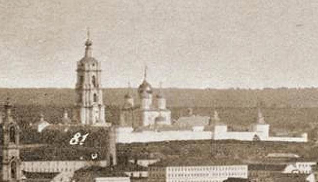Москва без людей в 1867 году. Где все люди?, изображение №42