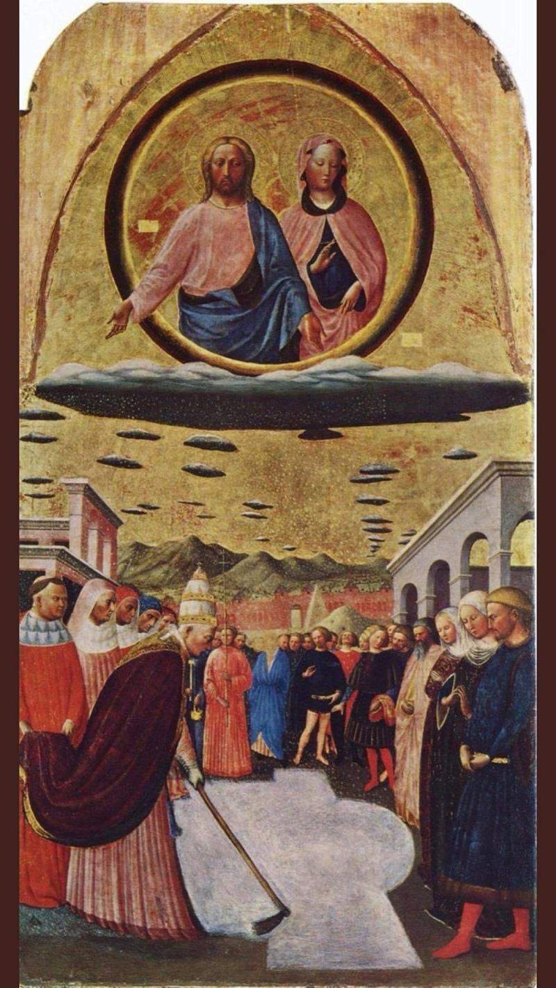 Интеллектуальное смирение перед лицом неопознанного: Чему теология может научиться у возрождения уфологии, изображение №14