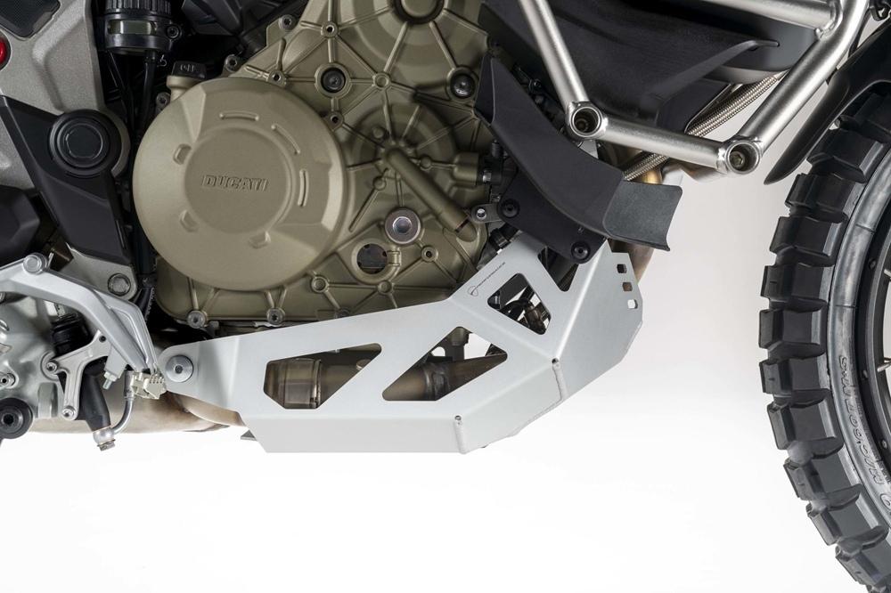 Компания Ducati начинает замену двигателей Multistrada V4 по отзыву