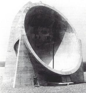 Загадка архитекторов Этьена Булле и Клода Леду идеи которому давали «сущности выходящие из тени», изображение №21