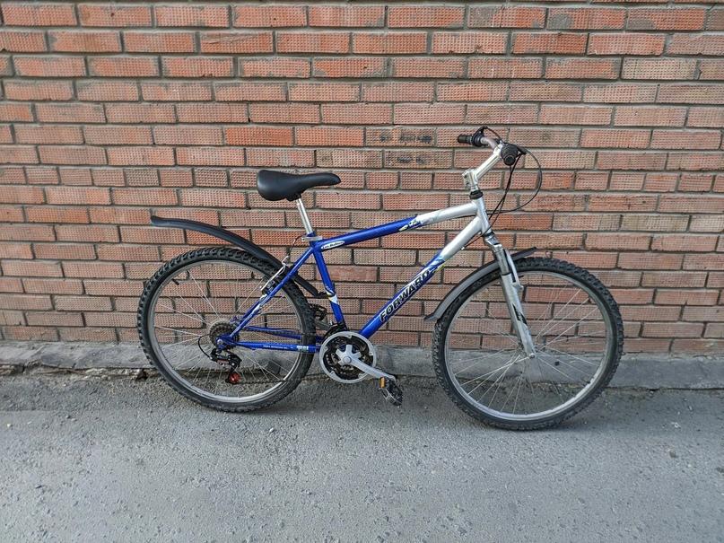 Скоростной велосипед forward les maillots 18   Объявления Орска и Новотроицка №23901