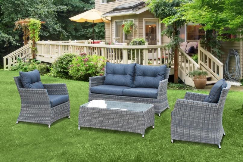 Распродажа летней мебели от компании BestMebelik в бизнес-центре «Нагатинский»
