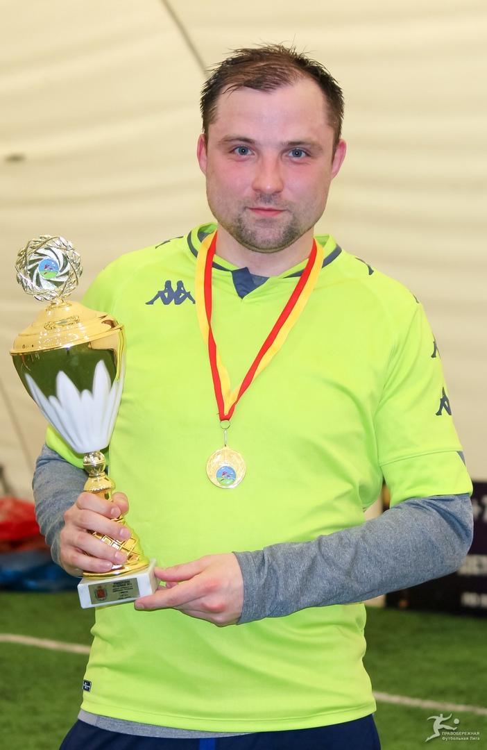 Артем Шульман (812) - победитель дивизиона Пучкова.