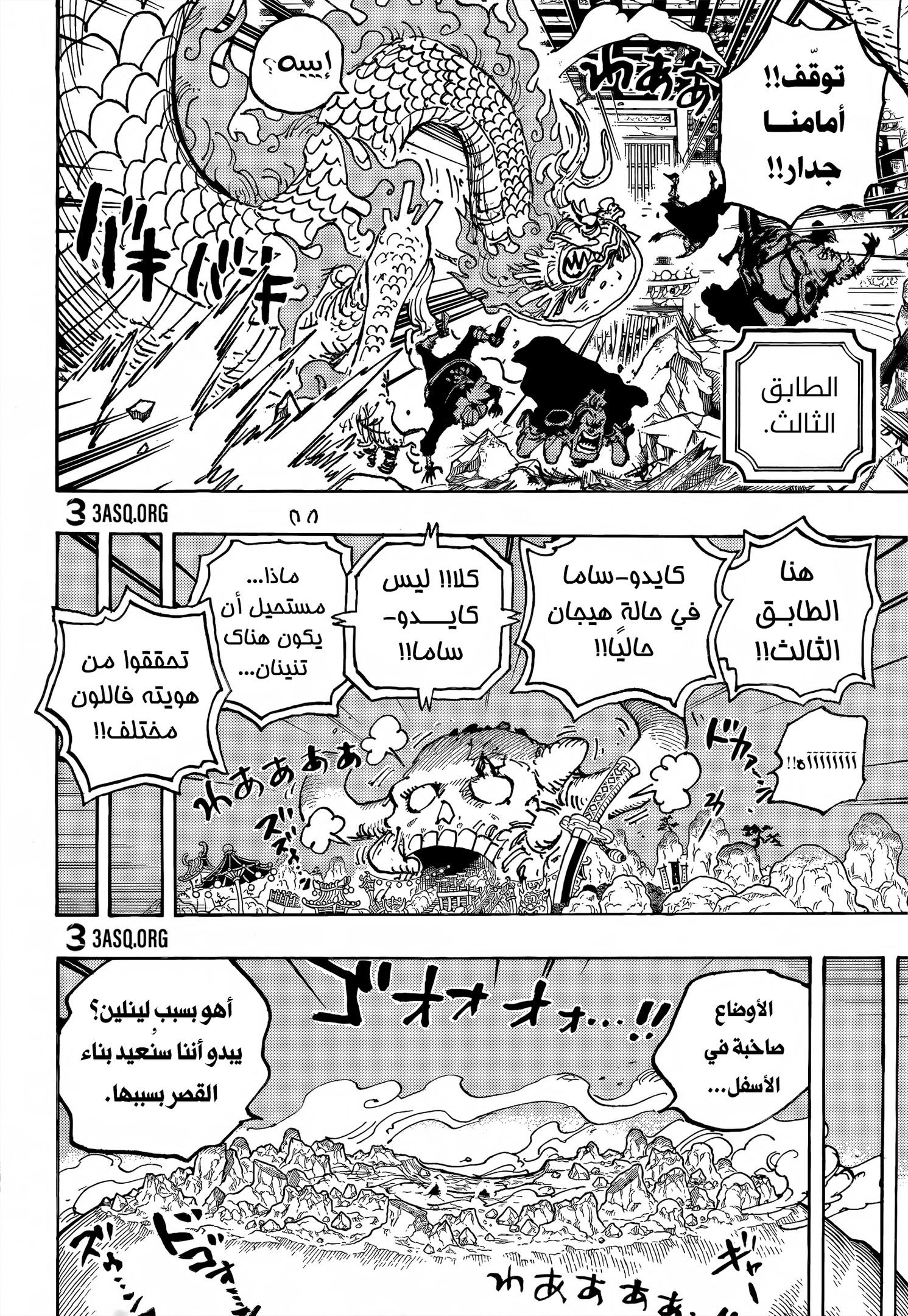 One Piece arab 1025, image №13