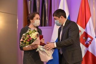 Награждение врачей Пермского края 2020 год