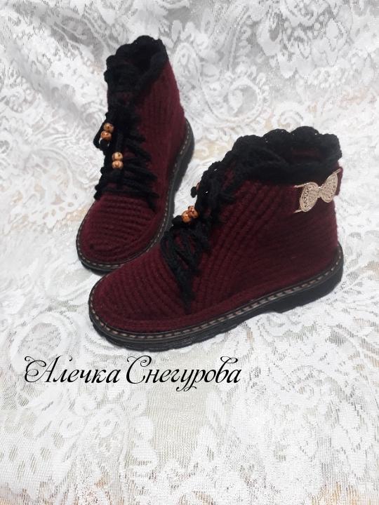 Детские ботиночки, изготовлены из | Объявления Орска и Новотроицка №16776