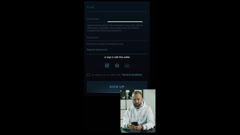 В этом видео о том , как зарегистрироваться на платформе и начать играя зарабатывать