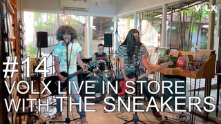#14 VOLX LIVE IN STORE WITH THE SNEAKERS