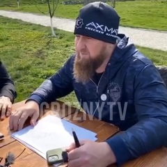 """Телерадиокомпания «Грозный» on Instagram: """"Глава Чеченской Республики Рамзан Кадыров прокомментировал инцидент произошедший в городе Аргун между сотрудниками правоохранительных…"""""""