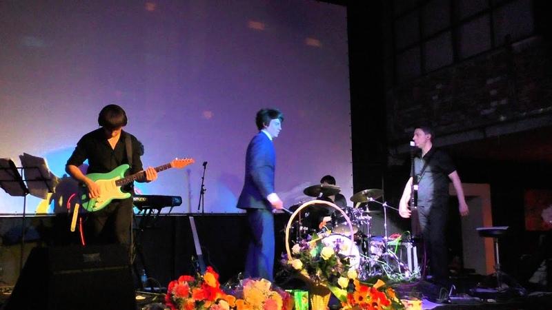 Александр Бон I was made for loving you White horse Екатеринбург 21 04 2015 Бонтур