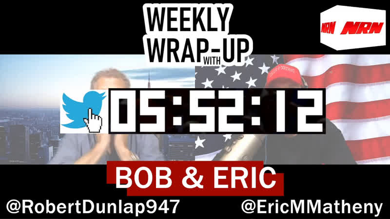 Weekly Wrap-Up With Bob Eric The Wednesday Wrap January 15, 2020