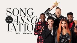 Pentatonix Sings Beyoncé, Ariana Grande, and Lady Gaga in a Game of Song Association   ELLE