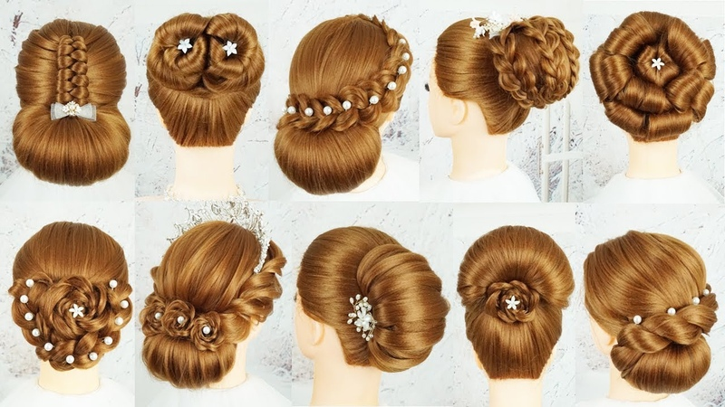 Very Easy Hairstyle With Using Hair Tools - Hairstyle With Using Clutcher | Clutcher Hairstyle