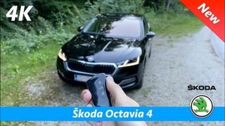 Škoda Octavia 4 Style 2020 - FIRST FULL In-depth review in 4K | Interior - Exterior (Day - Night)