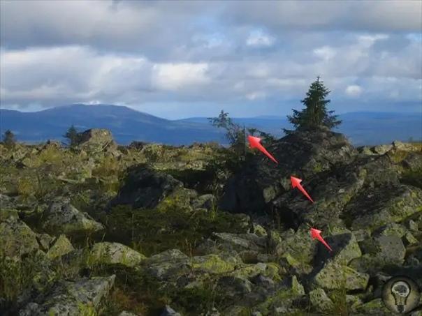 Артефакт с плато Кваркуш Плато Кваркуш - это удивительное место, которое расположено на границе Пермского края и Свердловской области на высоте более 1000 метров. При этом, на плато встречается