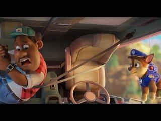 Щенячий патруль в кино [обзор] трейлер в HD