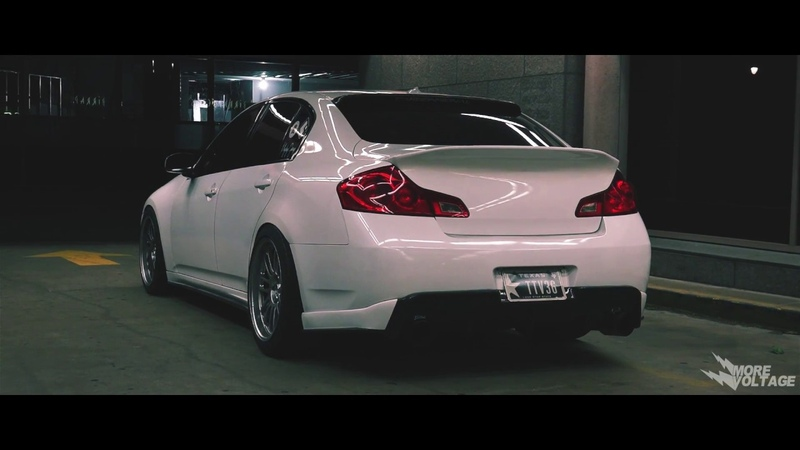 700whp Twin-Turbo V36 || Infiniti G35 || MORE VOLTAGE FILMS 1