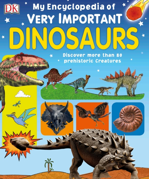 1my encyclopedia of very important dinosaurs discover more th