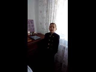 Дима Тихомиров 1 А класс Жены-Мироносицы (П.Соловьева)