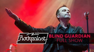 Blind Guardian live (full show)   Rockpalast   2016