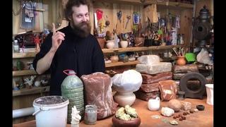 🍯 Где взять глину? Гончарное дело Волшебство керамики
