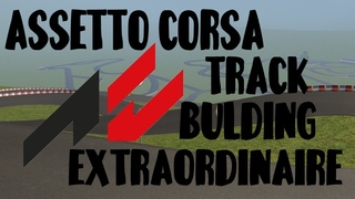 Making a Race Track for Assetto Corsa using Race Track Builder (ULTIMATE GUIDE)