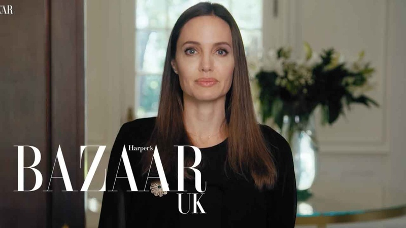 Angelina Jolie shares a moving message to mark 25th anniversary of Srebrenica massacre Bazaar UK