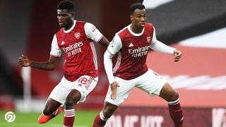 Gabriel Magalhaes & Thomas Partey • The Start At Arsenal「2020-21」