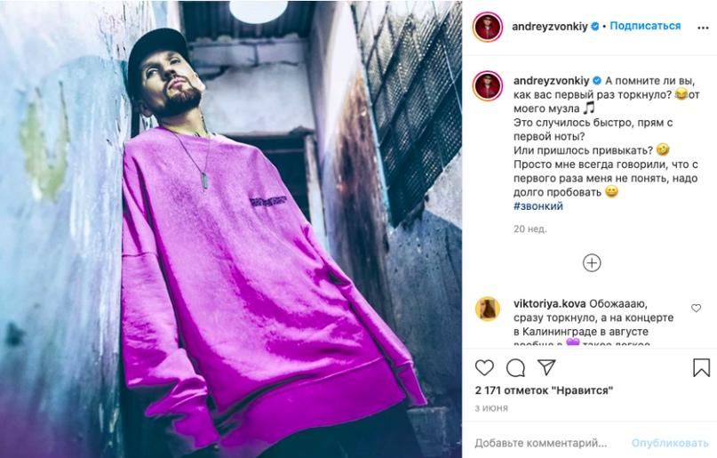 Идеальный Instagram-профиль музыканта, изображение №1